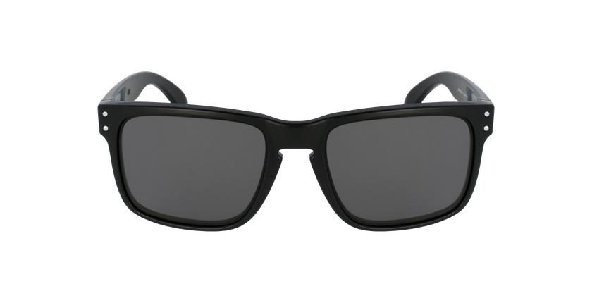 Gafas de sol hombre HOLBROOK negro - vista de frente