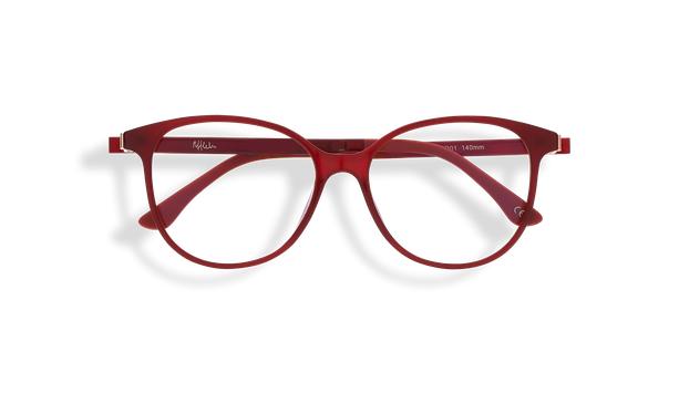 Gafas de sol mujer MAGIC 29 BLUE BLOCK rojo - vista de frente