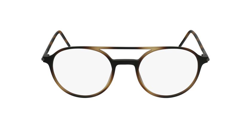 Gafas graduadas MAGIC 74 carey - vista de frente