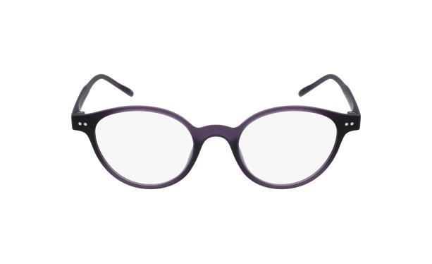 Gafas graduadas mujer MAGIC 49 BLUEBLOCK morado - vista de frente