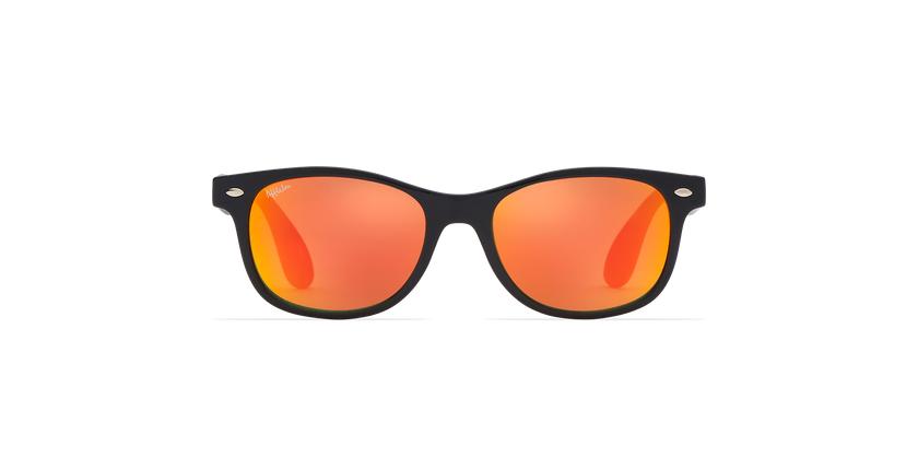 Gafas de sol niños SPEED - NIÑOS negro - vista de frente