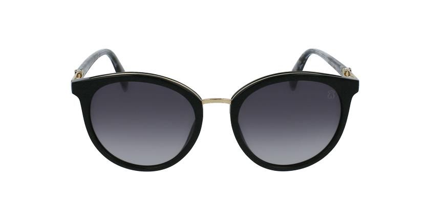 Gafas de sol mujer STOA29S negro/carey - vista de frente