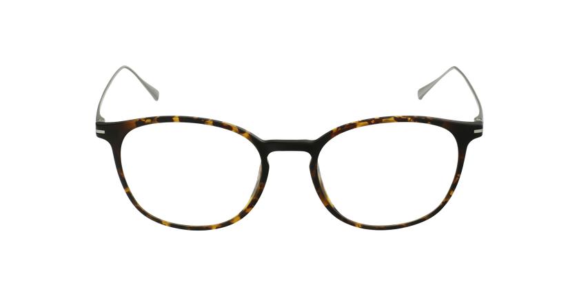 Gafas graduadas MAGIC 66 carey/plateado - vista de frente