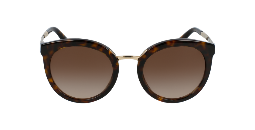 Gafas de sol mujer 0DG4268 marrón - vista de frente