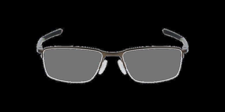 Gafas graduadas hombre OX3218 plateadovista de frente