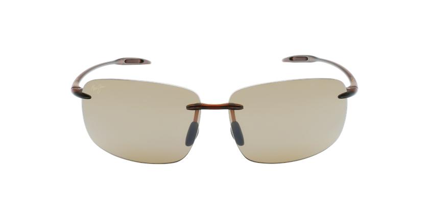 Gafas de sol Breakwall marrón - vista de frente