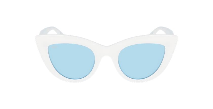 Gafas de sol niños MARILOU - NIÑOS blanco - vista de frente