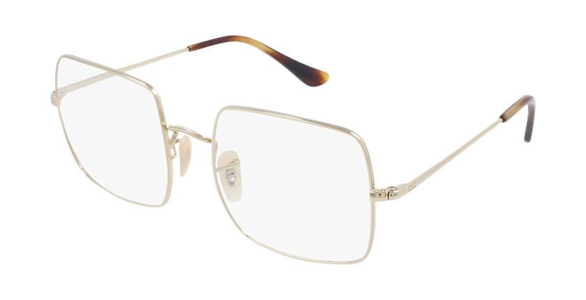 Gafas graduadas mujer 0RX1971V dorado/carey - vue de 3/4