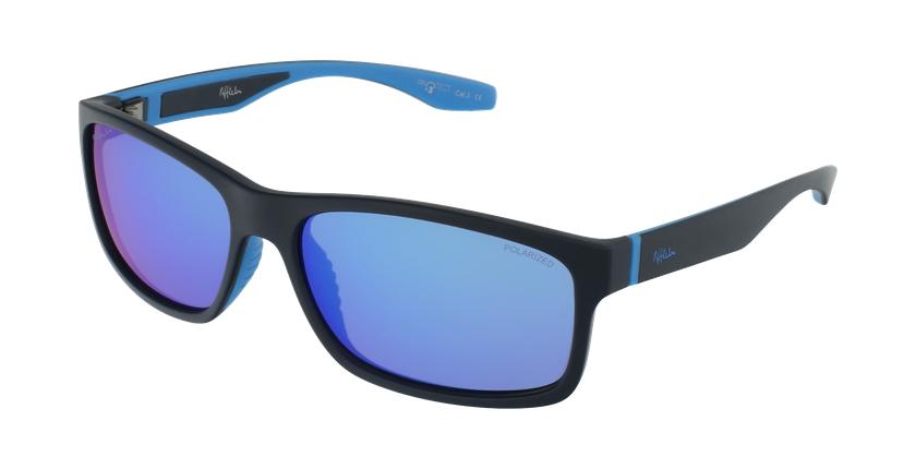 Gafas de sol DUSTIN POLARIZED azul - vue de 3/4