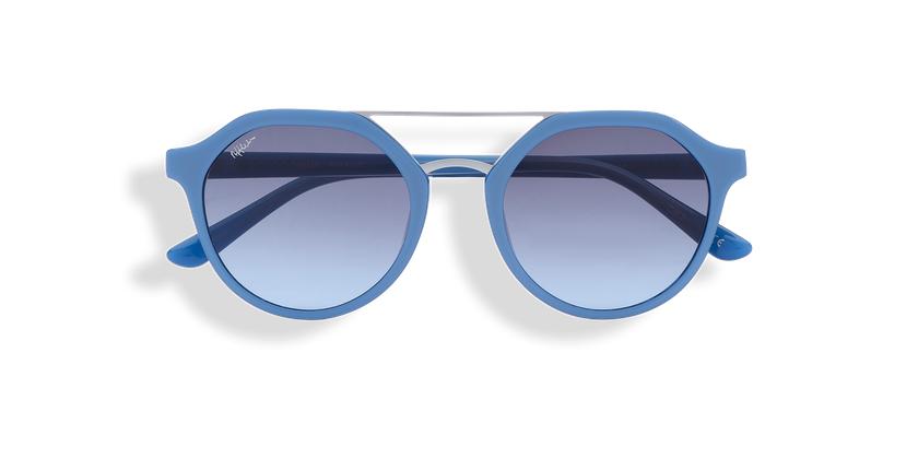Gafas de sol mujer KYLIE azul - vista de frente