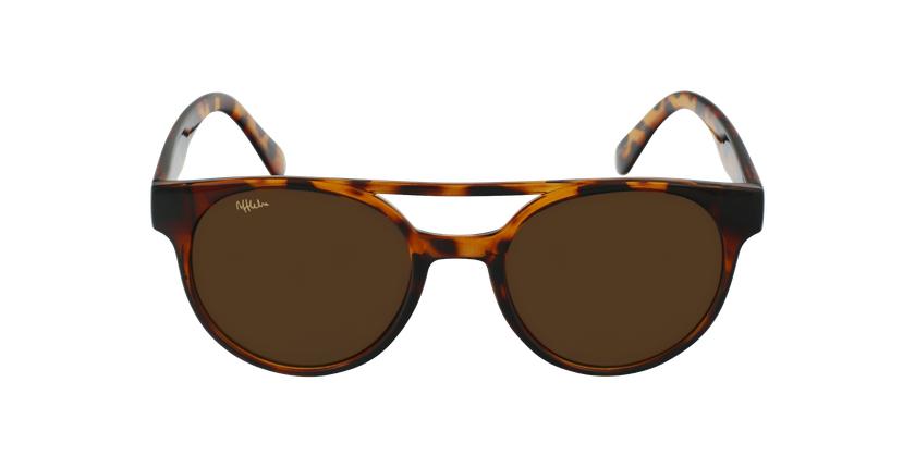 Gafas de sol niños MANACOR - NIÑOS carey - vista de frente