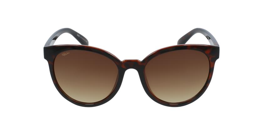 Gafas de sol mujer GANDIA carey - vista de frente