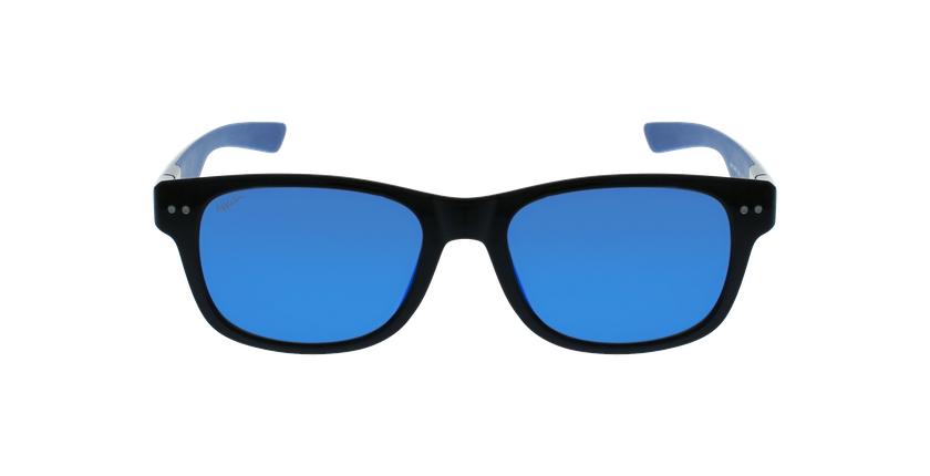 Gafas de sol hombre FLORENT negro/azul - vista de frente