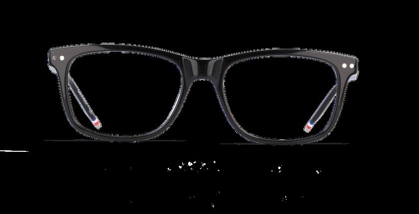 Gafas graduadas hombre KOTO negro - vista de frente