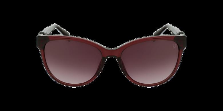 Gafas de sol mujer STOA90 marrón/negrovista de frente