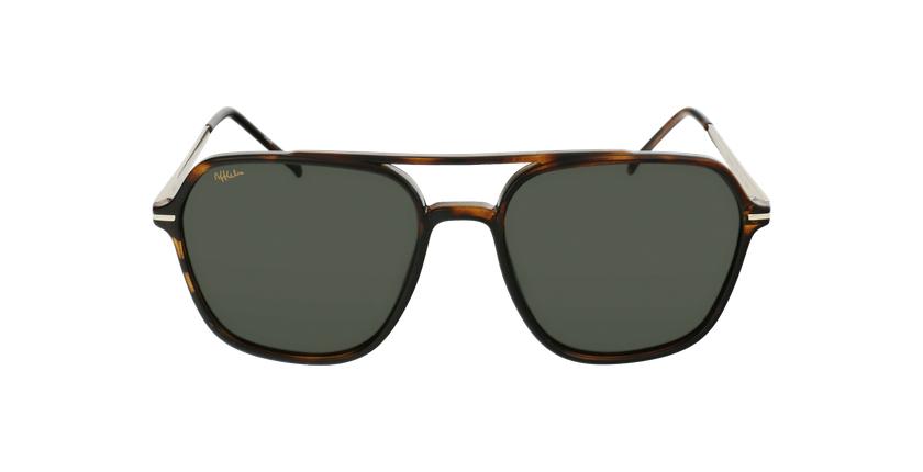 Gafas de sol hombre IBANEZ carey/dorado - vista de frente