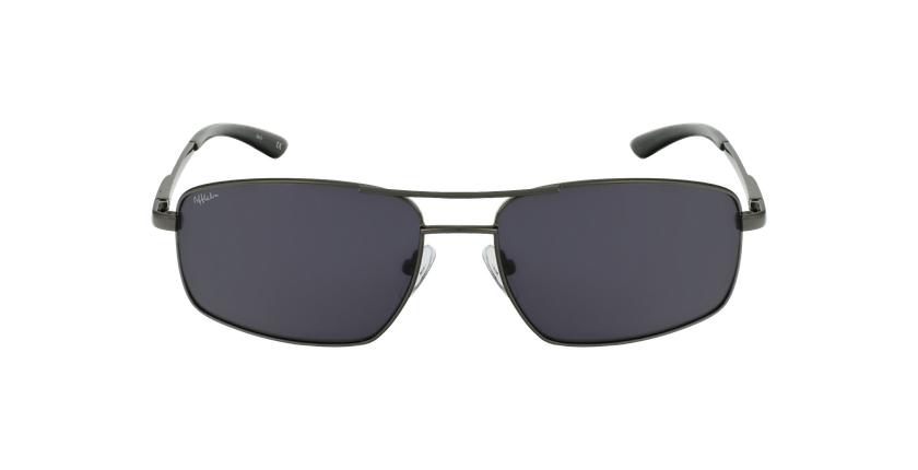 Gafas de sol hombre SITGES gris - vista de frente