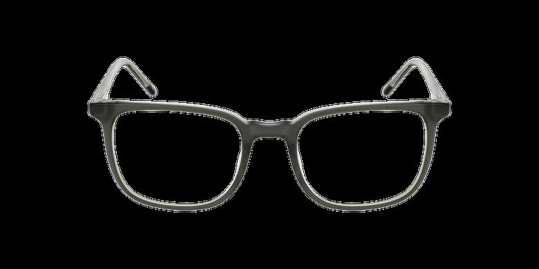 Gafas graduadas GASPARD grisvista de frente