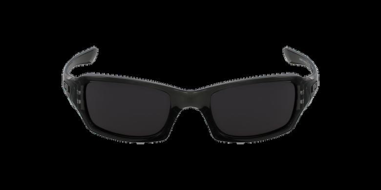 Gafas de sol hombre FIVES SQUARED negro/negrovista de frente