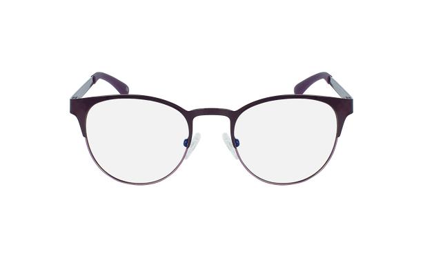 Gafas graduadas mujer MAGIC 44 BLUEBLOCK morado - vista de frente