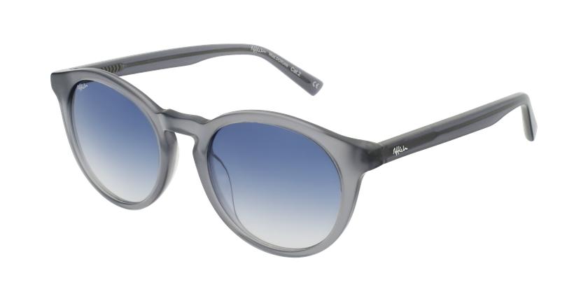 Gafas de sol DORIAN gris - vue de 3/4