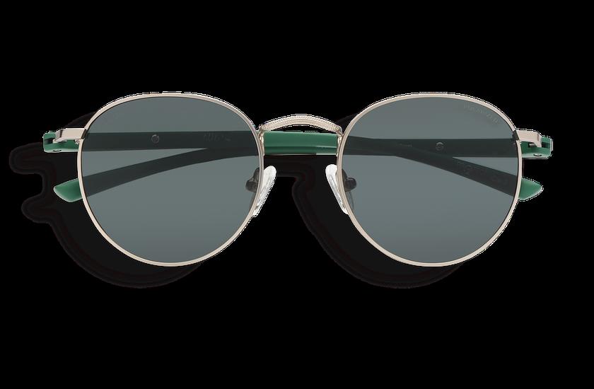 Gafas de sol MOE POLARIZED plateado/verde - danio.store.product.image_view_face