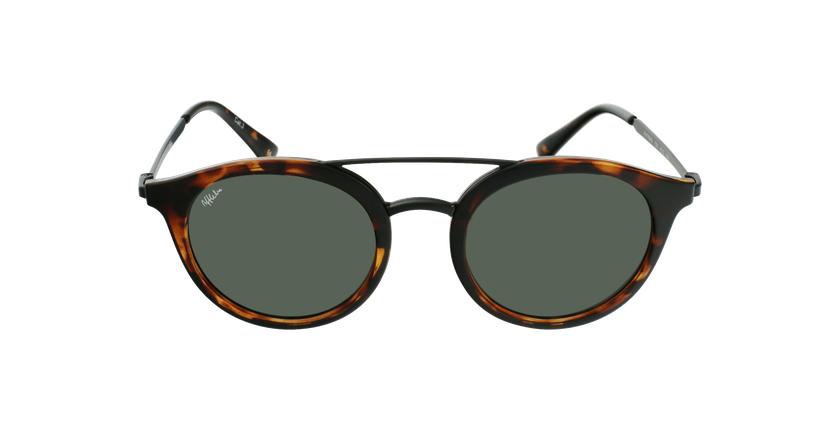 Gafas de sol mujer ITABATA carey/negro - vista de frente