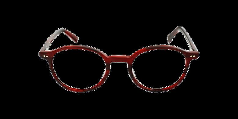Gafas graduadas hombre RENAN rojo