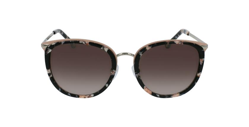 Gafas de sol mujer SHE131 negro/rosa - vista de frente