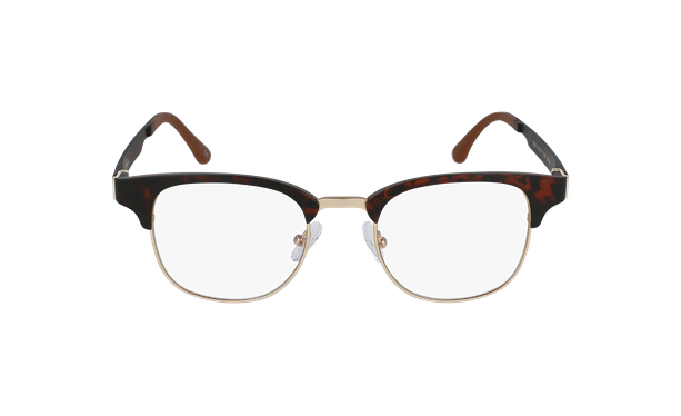 Gafas graduadas MAGIC 34 BLUE BLOCK carey/dorado - vista de frente