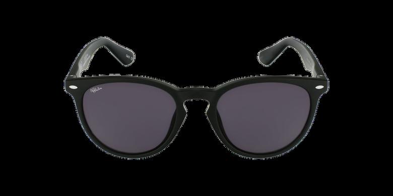 Gafas de sol H2O negrovista de frente