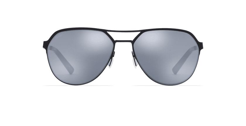 Gafas de sol hombre DAYTONA negro - vista de frente