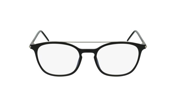 Gafas graduadas hombre MAGIC 71 negro - vista de frente