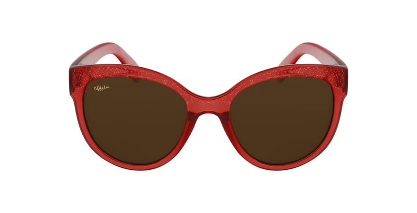 Gafas de sol niños LOURDES - NIÑOS rosa - vista de frente