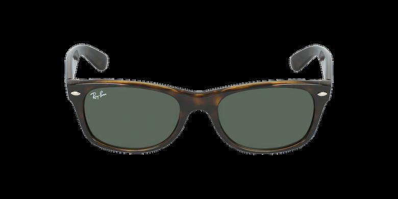 Gafas de sol hombre NEW WAYFARER marrónvista de frente