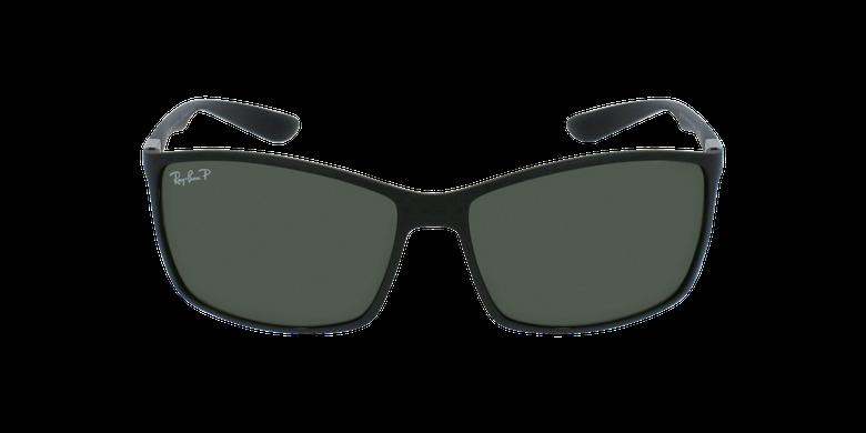 Gafas de sol hombre LITEFORCE negrovista de frente