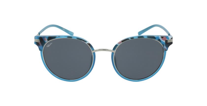 Gafas de sol mujer BARCELO azul - vista de frente