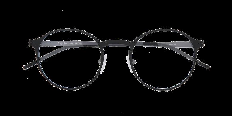 Gafas graduadas hombre AZOTE negro/gris