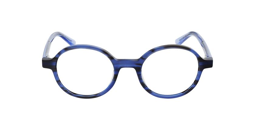 Gafas graduadas mujer OAF21619 azul - vista de frente