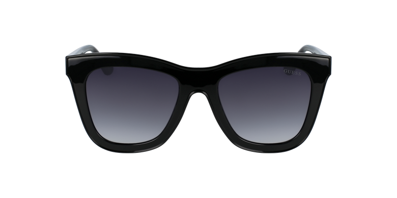 Gafas de sol mujer GU7526 negrovista de frente