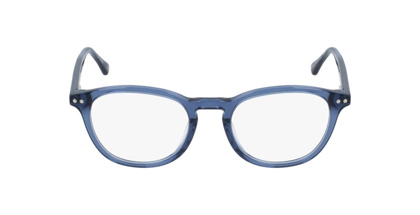 Gafas graduadas mujer OAF20523 azul - vista de frente