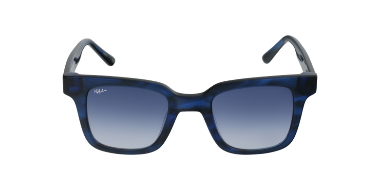 Gafas de sol mujer KAREN carey/azulvista de frente