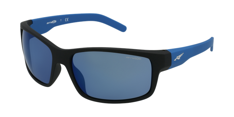 Gafas de sol hombre FASTBALL azul/negro