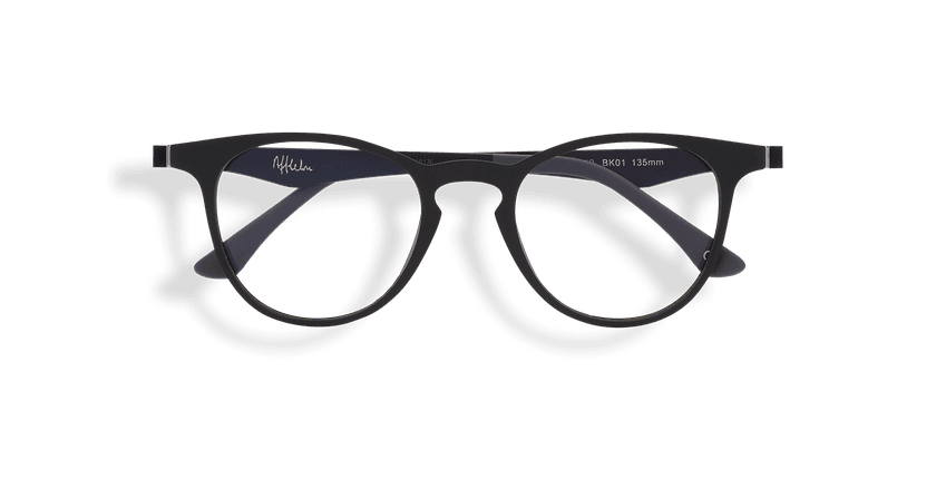 Gafas de sol MAGIC 27 BLUE BLOCK negro - vista de frente
