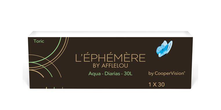 Lentillas L'EPHEMERE AQUA 1-DAY SILICONE TORIC - DIARAS