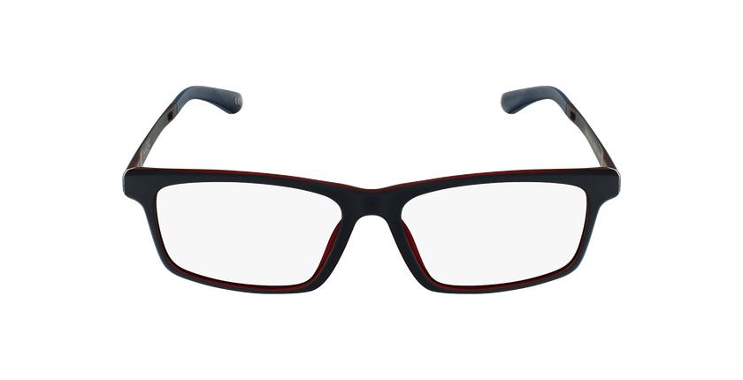 Gafas graduadas hombre MAGIC 62 azul/rojo - vista de frente