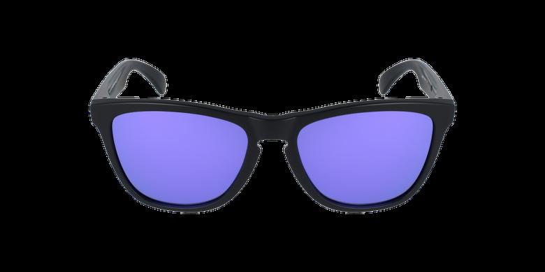 Gafas de sol hombre FROGSKINS negrovista de frente
