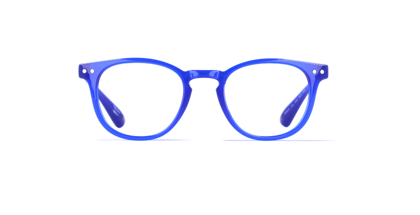 Gafas graduadas niños BLUE BLOCK JUNIOR azul - vista de frente