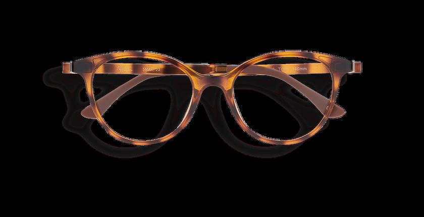 Gafas graduadas mujer MAGIC 23 carey - vista de frente