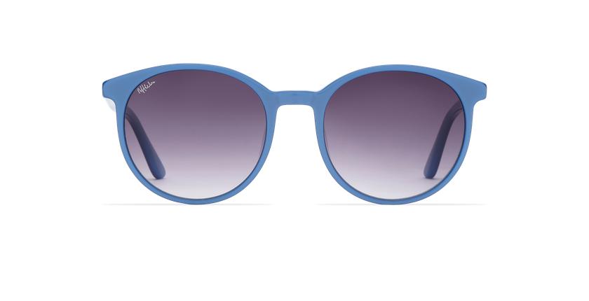 Gafas de sol mujer JASMINE azul - vista de frente